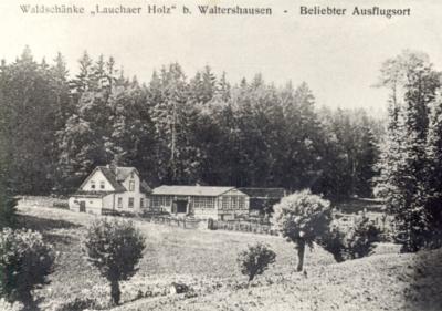 Waldschänke Lauchaer Holz