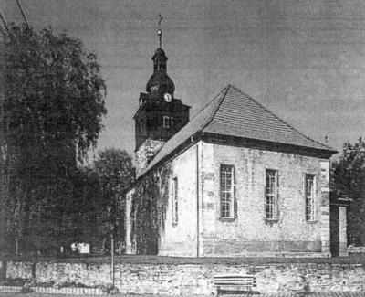Kirche Sankt Kilian Laucha