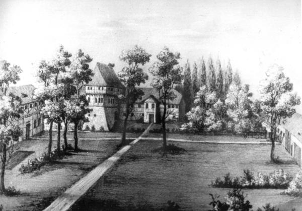 Schloss Laucha