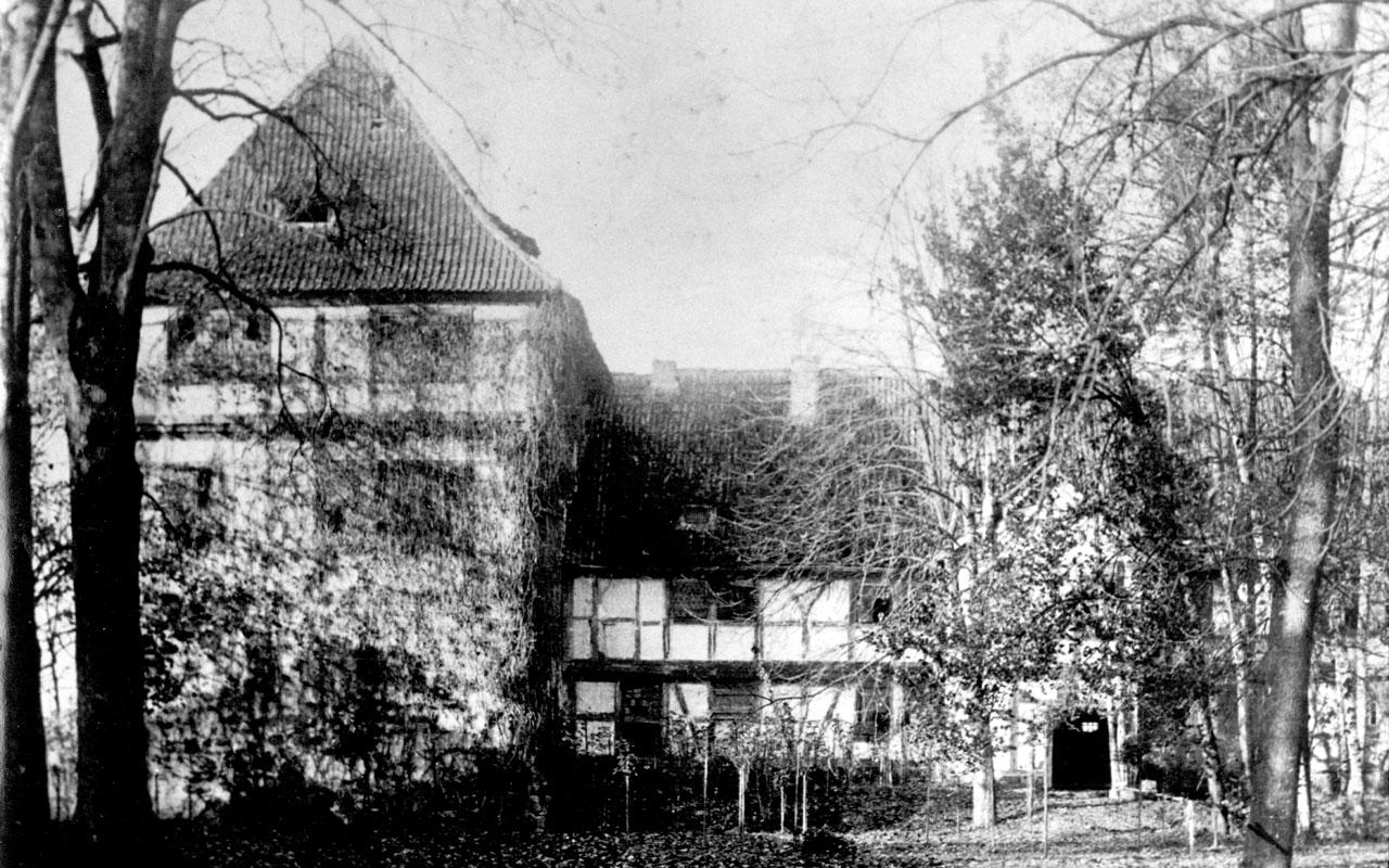 Geschichte Wasserschloss Laucha