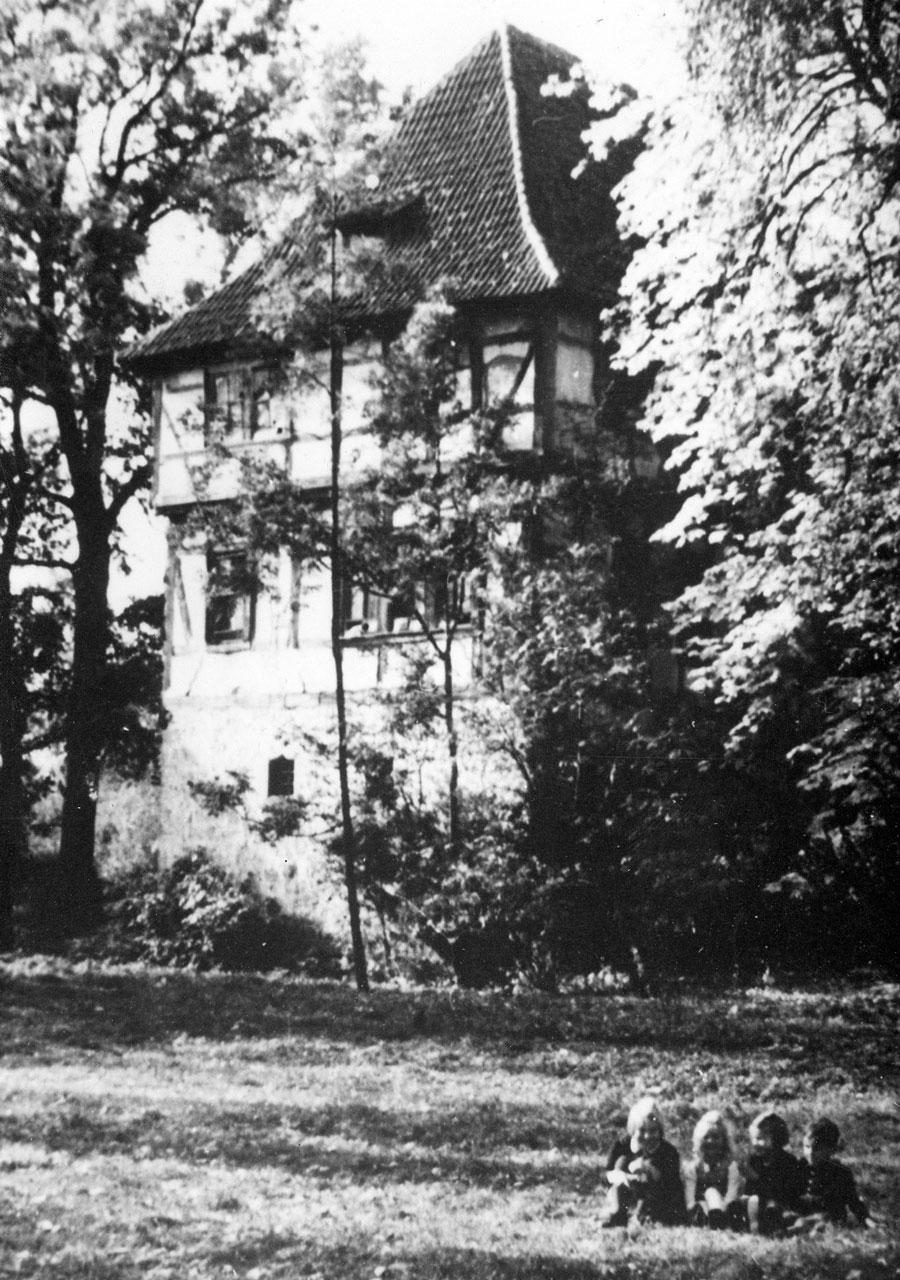Wasserschloss Laucha